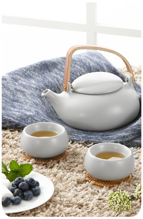 Pour infuser restons simples